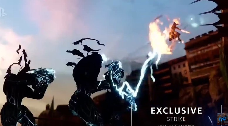 Lake of Shadows - Destinypedia, the Destiny encyclopedia