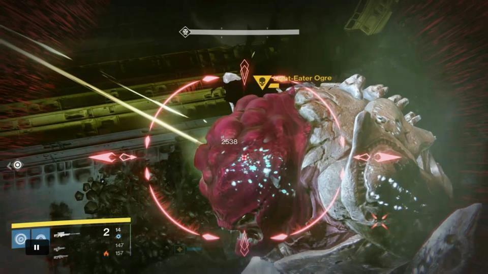 Revenant Ogre - Destinypedia, the Destiny wiki |Ogre Destiny Taken