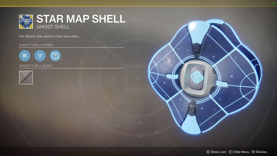 star map shell