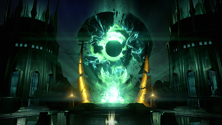 Oversoul Throne