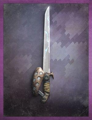 Shock Blade - Destinypedia, the Destiny encyclopedia