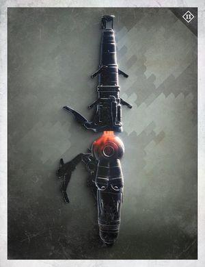 Scorch Cannon - Destinypedia, the Destiny encyclopedia
