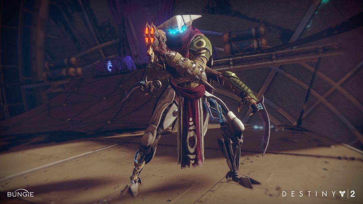 Destiny Titan Weapons