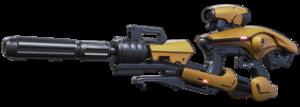 Ogres Fury: Laser AR Concept by Cameron Broadby by