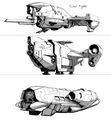 Cabal aircraft concepts by Isaac Hannaford.jpg