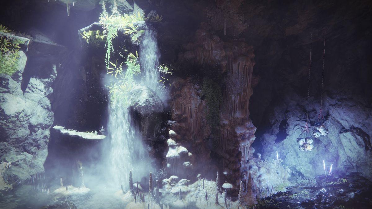 Whispered Falls - Destinypedia, the Destiny encyclopedia
