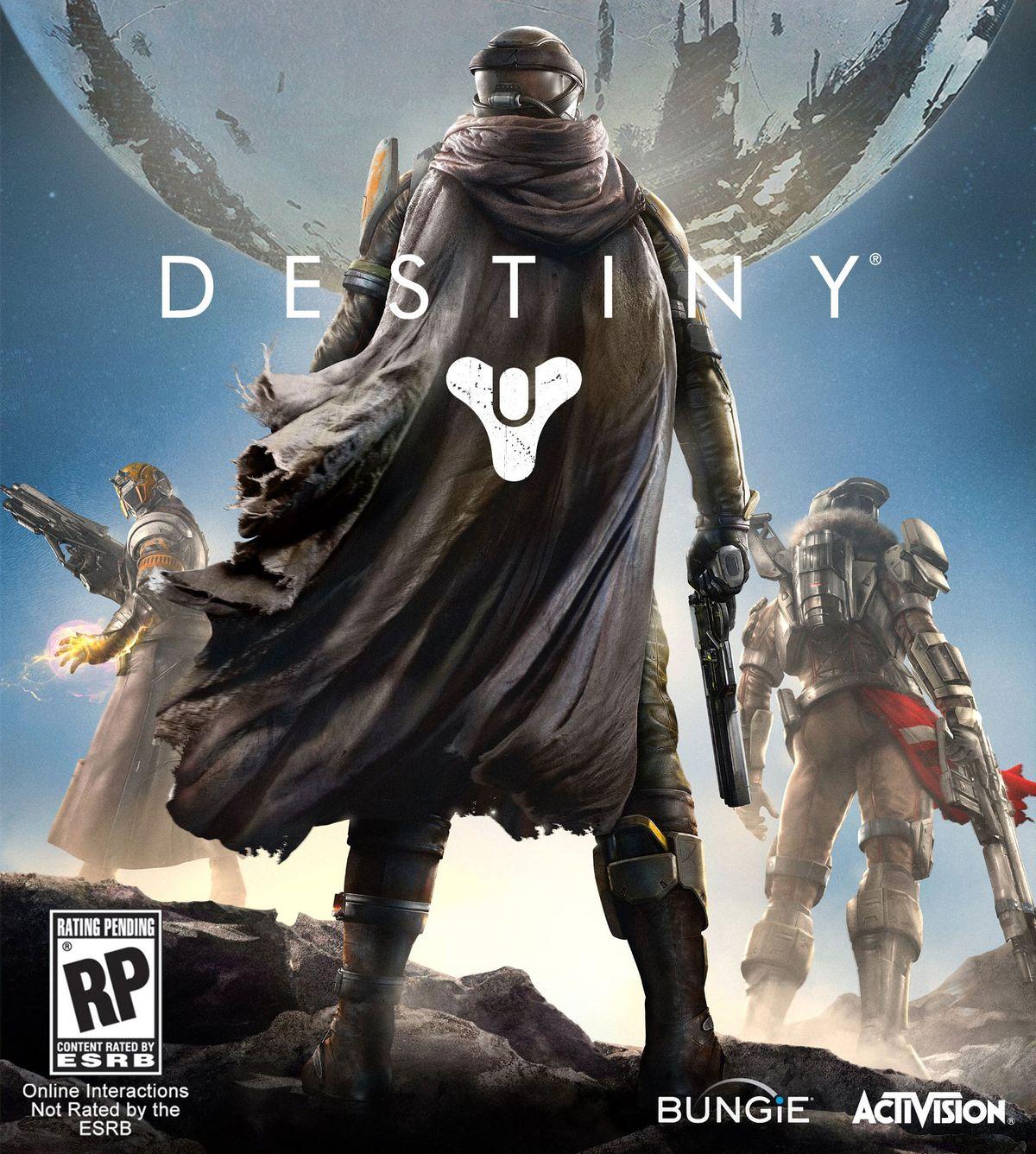 Destiny - Destinypedia, the Destiny encyclopedia