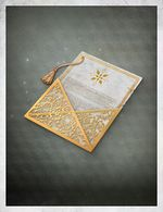 Grimoire card for Paper Fortune