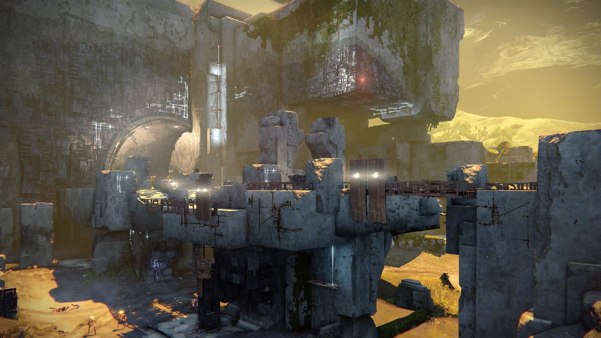 The Citadel - Destinypedia, the Destiny encyclopedia
