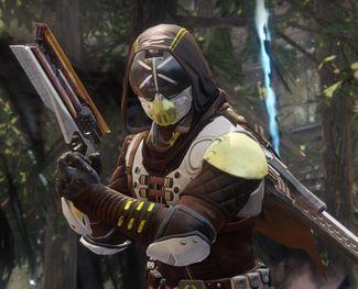 Hunter - Destinypedia, the Destiny encyclopedia