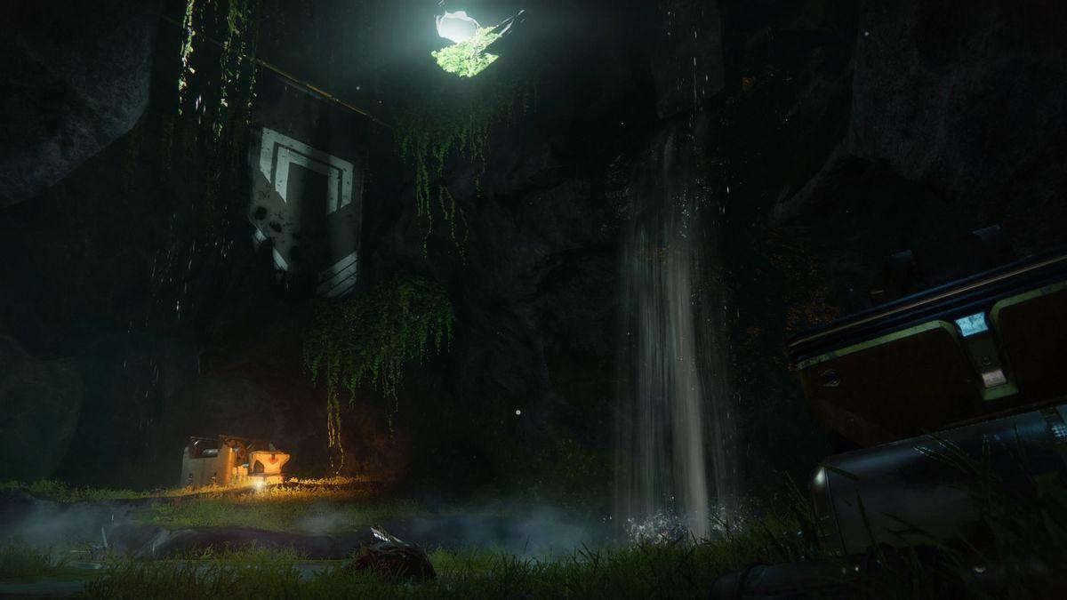 Trappers Cave - Destinypedia, the Destiny encyclopedia