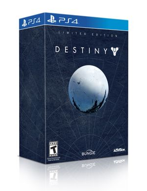 Destiny Limited Edition - Destinypedia, the Destiny encyclopedia