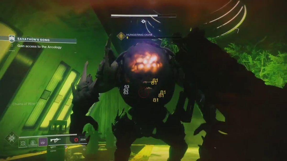 Light-Eater Ogre - Destinypedia, the Destiny wiki |Ogre Destiny Taken